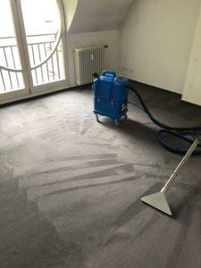 Teppichreinigung Berlin - Reinigung Auslegware Berlin - Teppichbodenreinigung Berlin